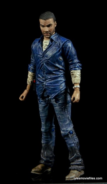 The Walking Dead Lee Everett McFarlane Toys figure -standing