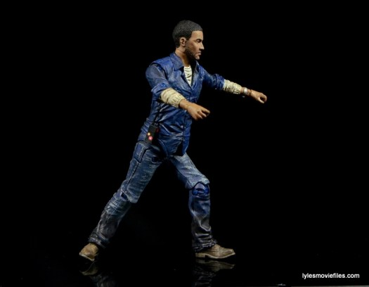 The Walking Dead Lee Everett McFarlane Toys figure -twisting