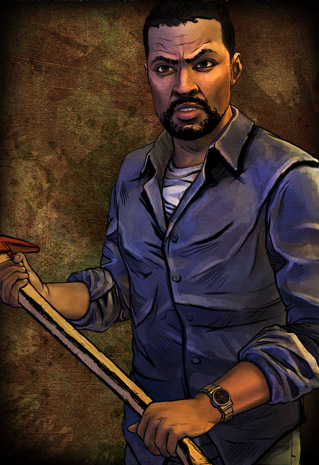 The Walking Dead Lee Everett Telltale Games