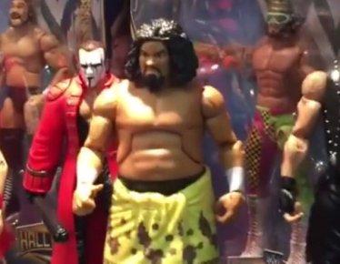 WWE Day 3 - Elite Sika