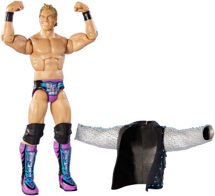 WWE Legends Chris Jericho accessories