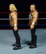 WWE Nasty Boys Elite 42 -left side