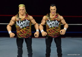WWE Nasty Boys Elite 42 -straight