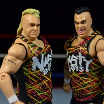 WWE Nasty Boys Elite 42 -wide shot