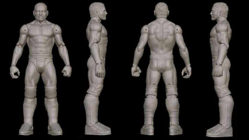 WWE SDCC 2016 reveals - Austin Ares Basic 70