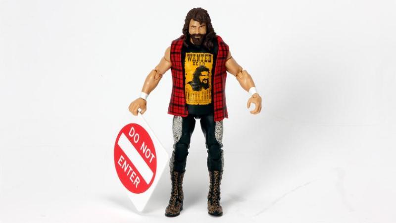 WWE SDCC 2016 reveals - Cactus Jack