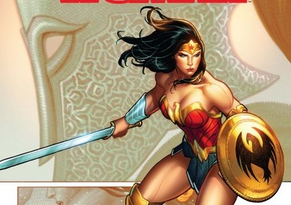 Wonder Woman issue 2 Year One Part 1 variant