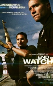 end_of_watch movie poster