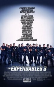 the expendables 3 movie poster