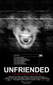 unfriended movie poster