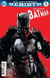 All Star Batman issue 1 review Jock_variant cover