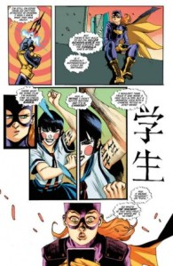 Batgirl #2 review page 3
