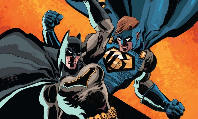 Batman #5 I Am Gotham part 5 review - variant cover