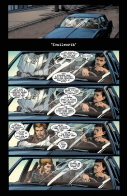 Deathstroke #1 review - page 2