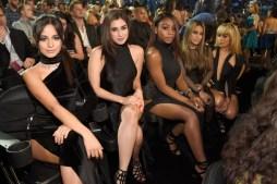 MTV Music Awards 2016 - Fifth Harmony sitting