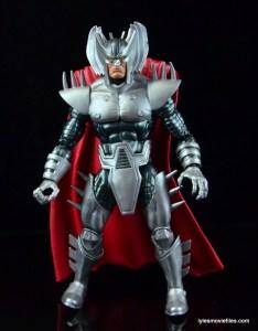 Marvel Legends Stryfe figure review -front