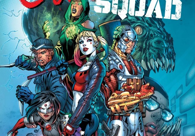 Suicide Squad #1 review - cover