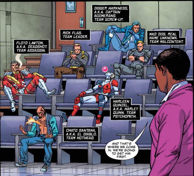 Suicide Squad War Crimes page 7