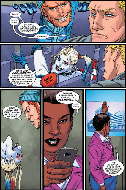 Suicide Squad War Crimes page 8
