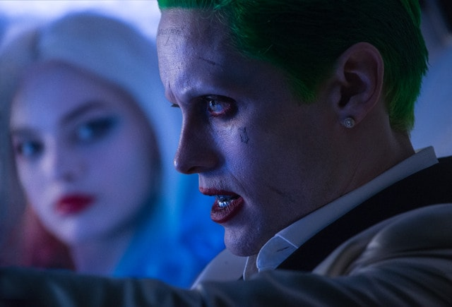 Suicide Squad movie -Harley Quinn and the Joker-min