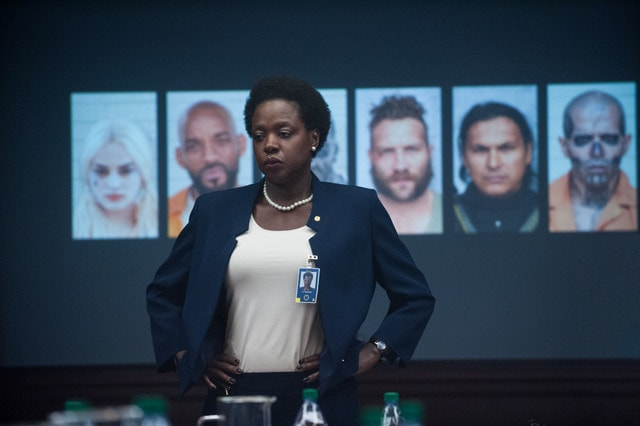 Suicide Squad movie - Viola Davis as Amanda Waller-min