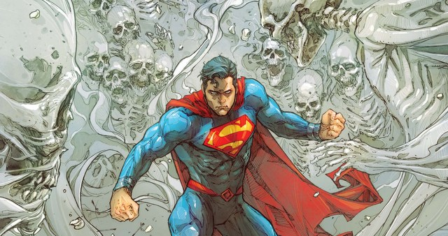 Superman #5 review variant cover