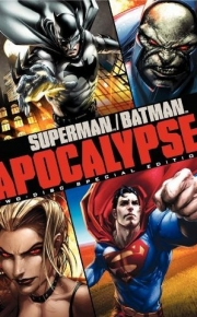 Superman-Batman Apocalypse movie poster