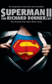 Superman II The Richard Donner cut movie poster