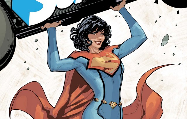 Superwoman issue 1 review variant cover