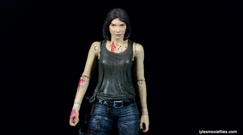 The Walking Dead Maggie Green figure McFarlane Toys -main pic
