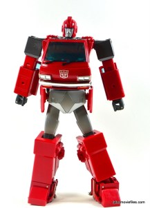 Transformers Masterpiece Ironhide figure review -straight ahead