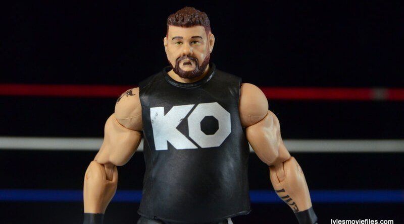 WWE Elite 43 Kevin Owens figure review - main image
