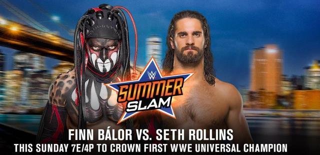 WWE SummerSlam 2016 predictions - Seth Rollins vs Finn Balor