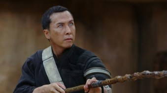 rogue one trailer - donnie yen as chirrut-imwe