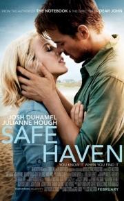 safe_haven movie poster