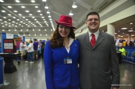 Baltimore Comic Con 2016 - Agent Carter and