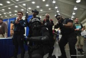 Baltimore Comic Con 2016 - Agents of SHIELD