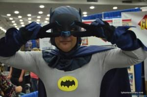 Baltimore Comic Con 2016 - Bat tusi