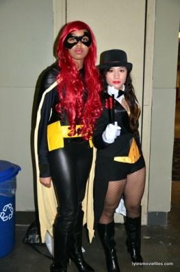 Baltimore Comic Con 2016 - Batgirl and Zatana