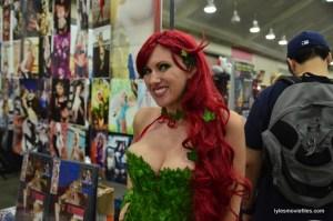 Baltimore Comic Con 2016 - Cara Nicole as Poison Ivy