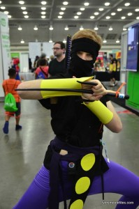 Baltimore Comic Con 2016 - Ninjak