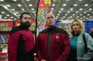 Baltimore Comic Con 2016 - Star Trek The Next Generation