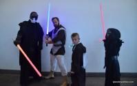 Baltimore Comic Con 2016 - Star Wars Jedi and Sith