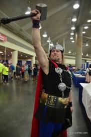 Baltimore Comic Con 2016 - The Mighty Thor