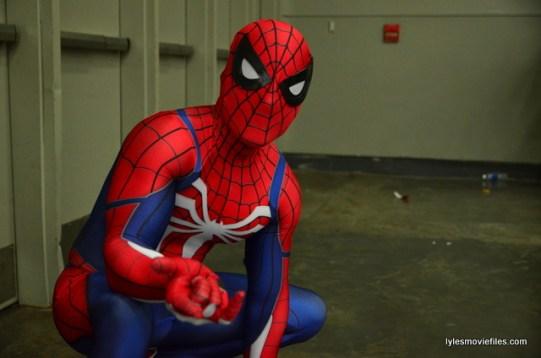 Baltimore Comic Con 2016 - new Spider-Man
