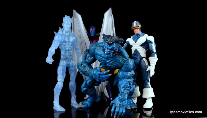 marvel-legends-iceman-figure-review-with-x-factor-beast-archangel-and-cyclops