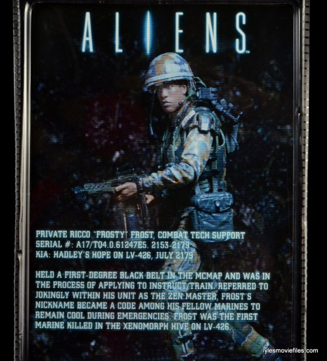 neca-aliens-series-9-frost-figure-review-package-bio