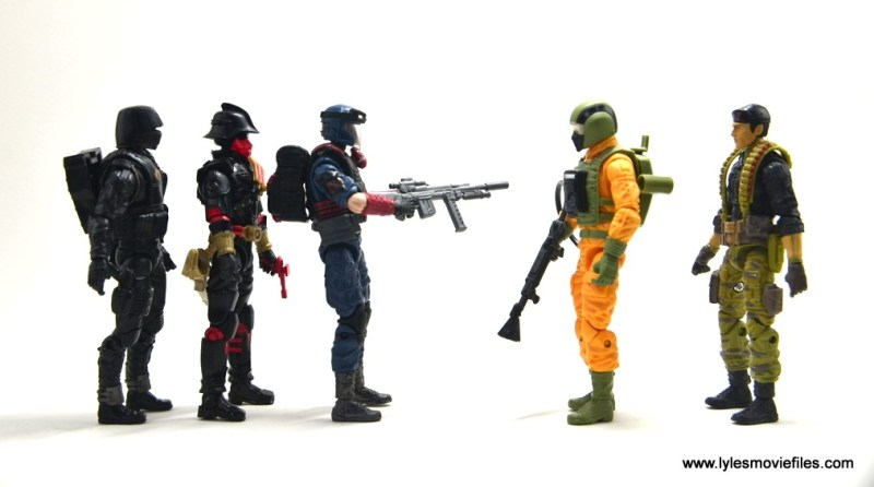 gi-joe sinister allies set-review-scale-with-crimson-guard-airtight-and-flint
