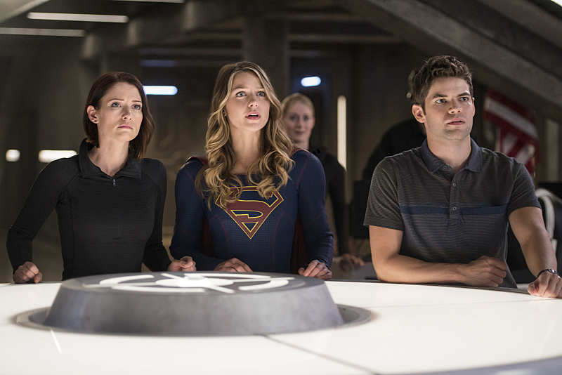 supergirl the last children of krypton alex-supergirl-and-winn