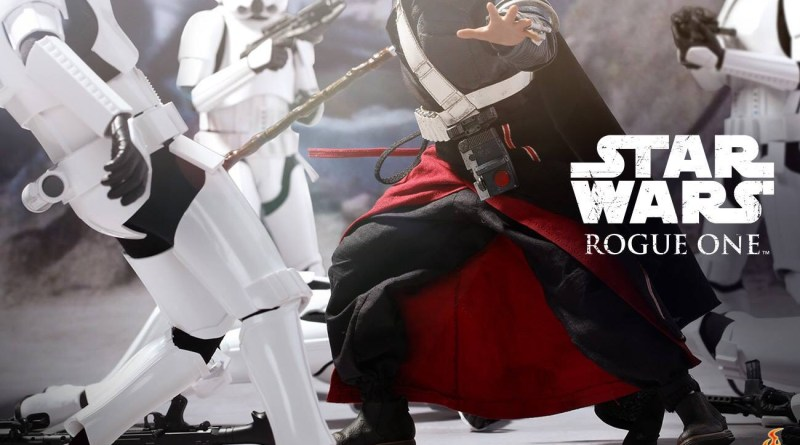 rogue one hot toys Chirrut Îmwe teaser